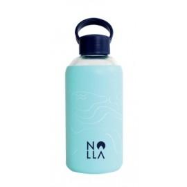 NOLLA Opal Glass Bottle 580 ML