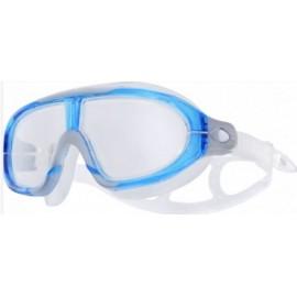 Masque De Natation Adulte TYR Orion Bleu Transparent