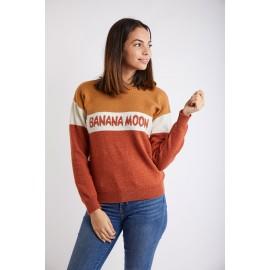 BANANA MOON Meslyne Inuk Sweater Gray