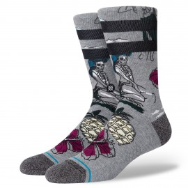 STANCE Haunted Hula Gray Socks