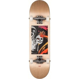"Complet Skateboard Globe Mt Warning Mid 7.6"" H2O"