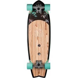 "Skate Cruiser Globe Sun City 30"" Olivewood Neon Jungle"