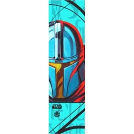 Skateboard Grip Element Mandalorian Beskar