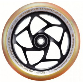 Blunt Scooter Wheel Gap Core 120mm Black Gold