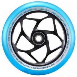 Blunt Scooter Wheel Gap Core 120mm Black Teal