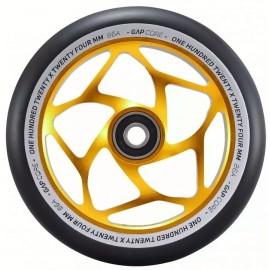 Blunt Scooter Wheel Gap Core 120mm Gold Black