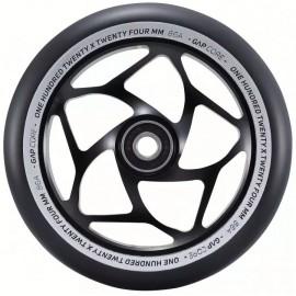 Blunt Scooter Wheel Gap Core 120mm Black Black