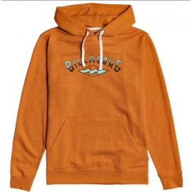Junior Sweatshirt BILLABONG Arch Po Dusty Orange