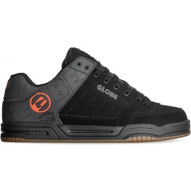 Globe Shoes Tilt Black Split Orange