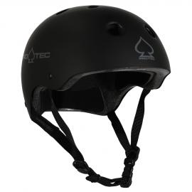 PRO-TEC Helmet Certified Black