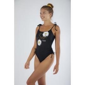 BANANA MOON Wallis Sundaisy 1 Piece Swimsuit Black