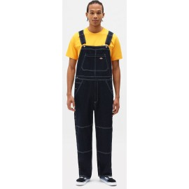 Dickies Oronoco Bib Rinsed Blue Overalls