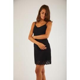 BANANA MOON Alzette Huawei Lycra Beach Dress Black