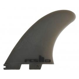 Ailerons FCS II MR Neo Glass XLarge Tri Fins Smoke
