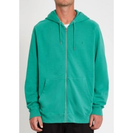 Sweat VOLCOM Freeleven Zip Synergy Green
