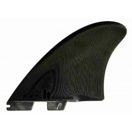 FCSII Fins Modern Keel PG Black