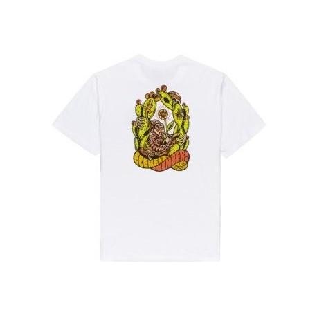 ELEMENT Pick Your Poison Optic White T-shirt