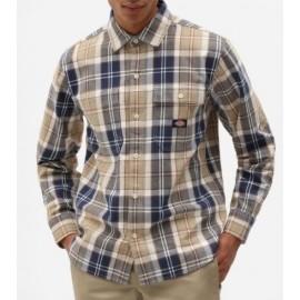 DICKIES Chisana Khaki Beige Shirt
