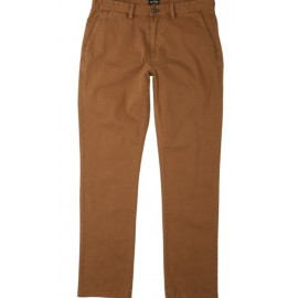 BILLABONG 73 Chino Rustic Brown Trousers
