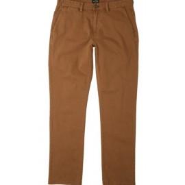 Pantalon BILLABONG 73 Chino Rustic Brown