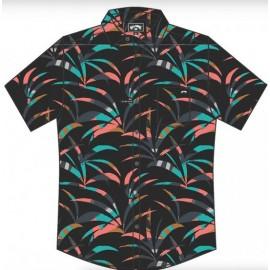 BILLABONG Vacay Black Coral Shirt