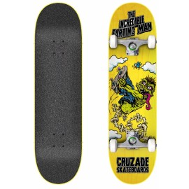 Skate Complet Cruzade The Incredible Farting Man 8.25″