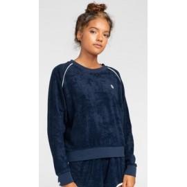 Crew Sweatshirt Woman ELEMENT Mona Indigo