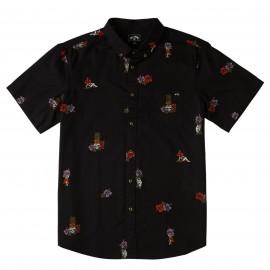 BILLABONG Sundays Mini Night Men's Shirt