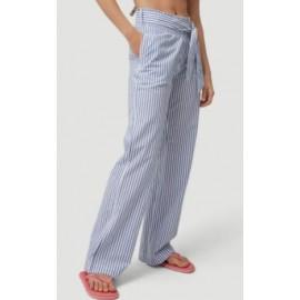 Pantalon Femme O'NEILL Trend Sraight Blue White Green