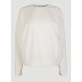 O'NEILL Essential Structure Powder White Women's Crew Sweatshirt