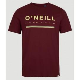 Tee Shirt Homme O'NEILL Arrowhead Cabernet