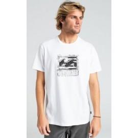 BILLABONG Local Men's Tee Shirt White