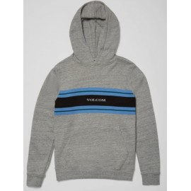 VOLCOM Zero Division Junior Sweatshirt Heather Gray