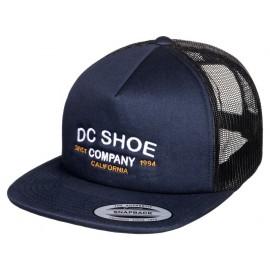 DC Outdoorsy Trucker Cap Black Iris