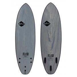 Surf Softech Flash Eric Geiselman FCSII 6'6 Grey Marble