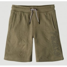 Junior O'NEILL All Year Round Olive Leaves Jogging Shorts
