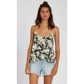 Top Woman VOLCOM Thats My Type Cami Lime