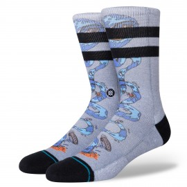 Chaussettes STANCE Party Wave Gry