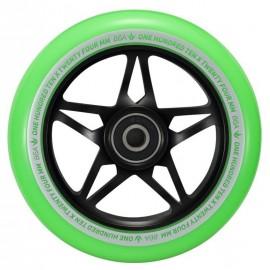 Roue Blunt S3 110mm Black Green