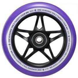 Roue Blunt S3 110mm Black Purple