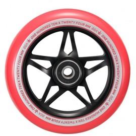 Roue Blunt S3 110mm Black Red