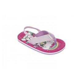 Kids Flip Flop Cool Shoe My Sweet Unicorn