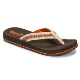 Tong Femme Cool Shoe Nube Terracota