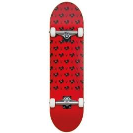 Antiz OWL LV Red 7.875 Complete Skateboard
