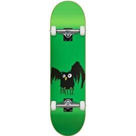 Antiz Hiboo Green 8.125 Complete Skateboard