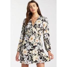 Dress BILLABONG Lotta Love Black Multi