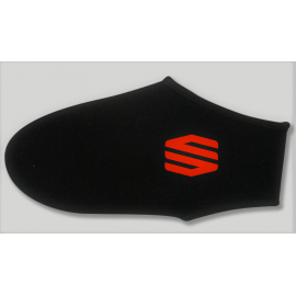 Neoprene Low Socks Sniper 1.5mm