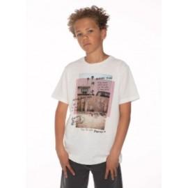 Tee Shirt Junior PROTEST Spencer Jr Seashell
