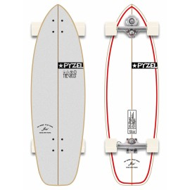"""Surfskate Yow X Pyzel Ghost 33.5"""""""