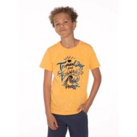 Tee Shirt Junior PROTEST Lucien Jr Mellow Yellow
